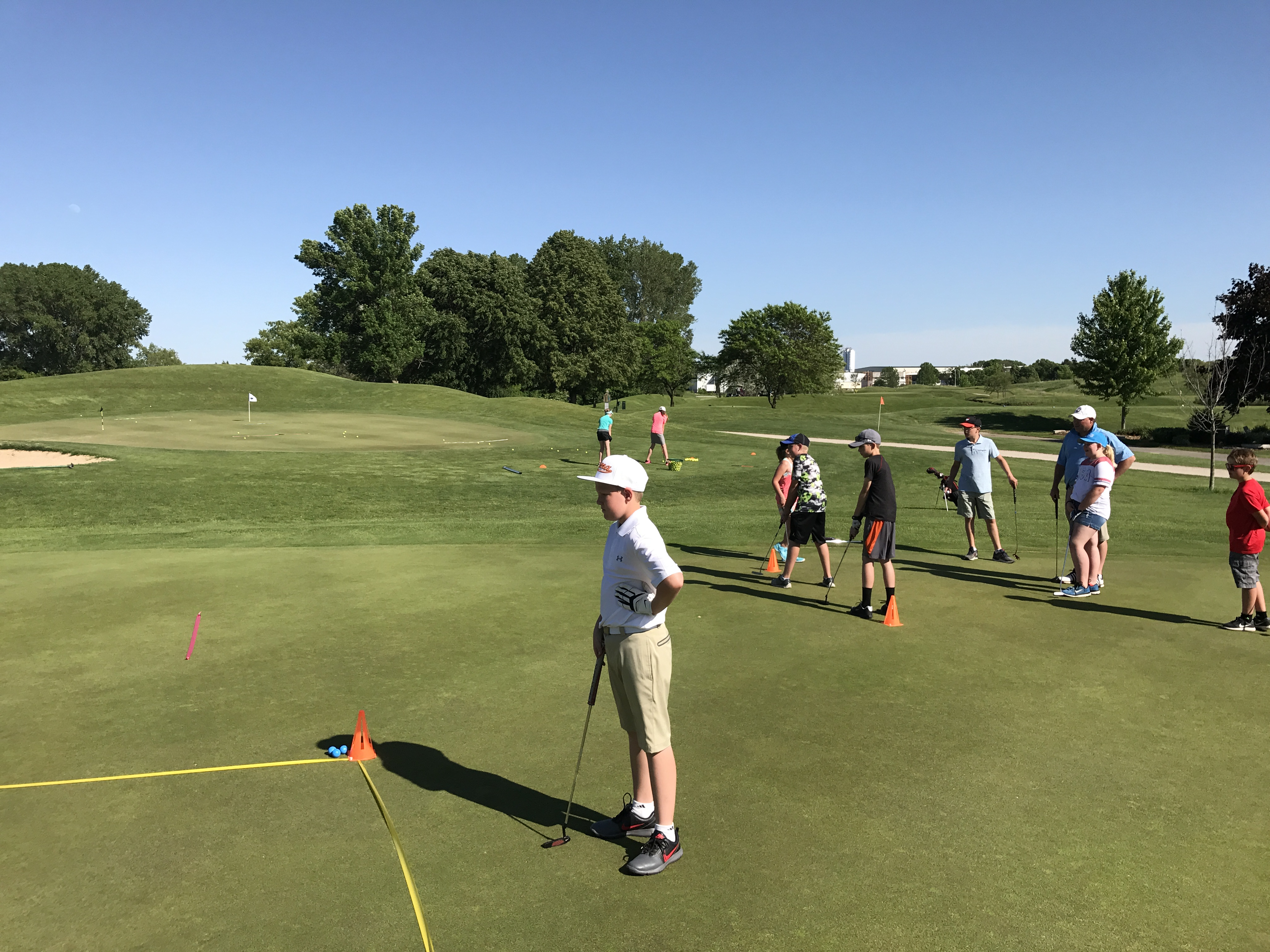 PGA JR League Short Game