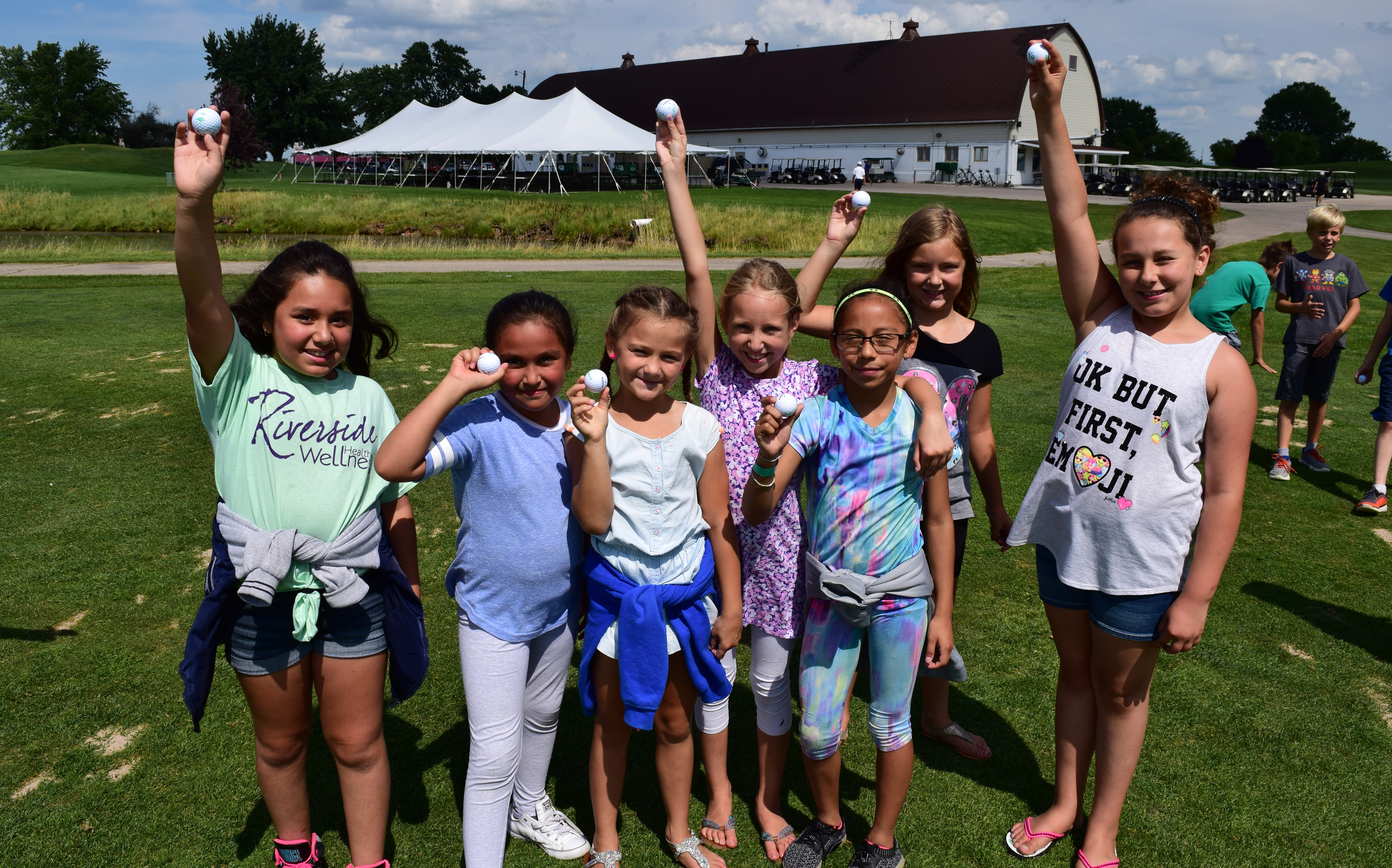 The First Tee Summer Programming